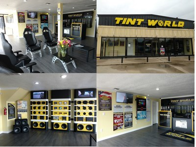 Under the ownership of Sam Jowkari and Dhaval Patel, the new Tint World® store in Missouri City, Texas, will provide a full range of automotive styling and safety services to the southwest Houston area.