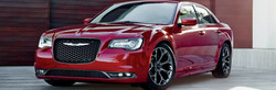 The Chrysler 300 is available now at Palmen Motors.