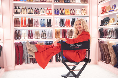 Erika Jayne becomes the newest face of ShoeDazzle.