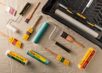 Expanded line-up of Purdy® applicators available at Lowe's.