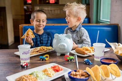 On The Border Mexican Grill & Cantina® has teamed up with No Kid Hungry to help end childhood hunger in America.