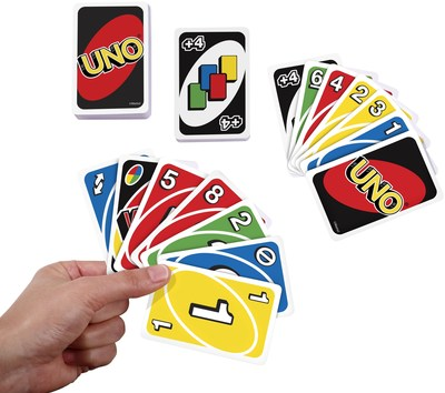 UNO® is once again the number-one games property in the U.S.