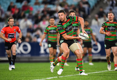 See the South Sydney Rabbitohs in action on Watch NRL