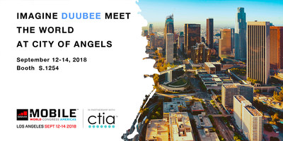 Welcome to join Duubee at MWCA in the South Hall, booth S.1254