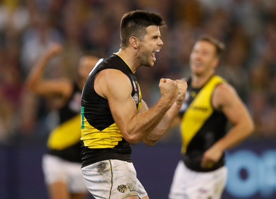 Watch AFL action will feature Richmond Tigers captain Trent Cotchin