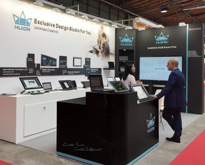 HUION at IFA Berlin 2018