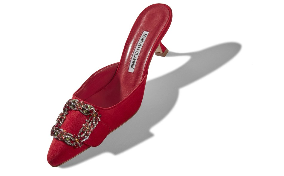 Manolo Blahnik, the iconic footwear brand, streamlines production and achieves sweeping digital transformation with Centric Software PLM. (PRNewsfoto/Centric Software)