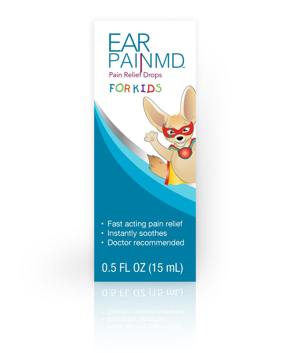 INTRODUCING Ear Pain MD™ and Ear Pain MD for Kids™: Ear Pain MD is doctor recommended to provide rapid pain relief. It helps avoid discomfort by desensitizing aggravated nerves and providing numbing relief. It is very simple to use and provides the maximum strength available relief without a prescription. Visit https://earcaremd.com/pages/ear-pain for more information.