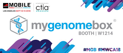 MyGenomeBox invites you to attend Mobile World Congress Americas 2018