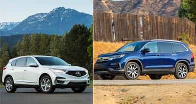 American Honda reports August sales increase as trucks smash previous records.