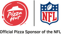 Pizza Hut, the Official Pizza Sponsor of the NFL.