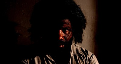 "Quinton 'Rampage' Jackson in ""A Psycho's Path"""