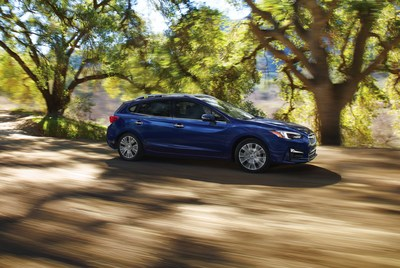 Subaru of America Reports August 2018 as All-time Best Sales Month