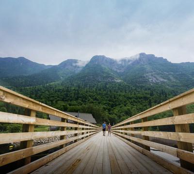 L'activité en plein air rime avec santé physique et mentale (Groupe CNW/Société des établissements de plein air du Québec)