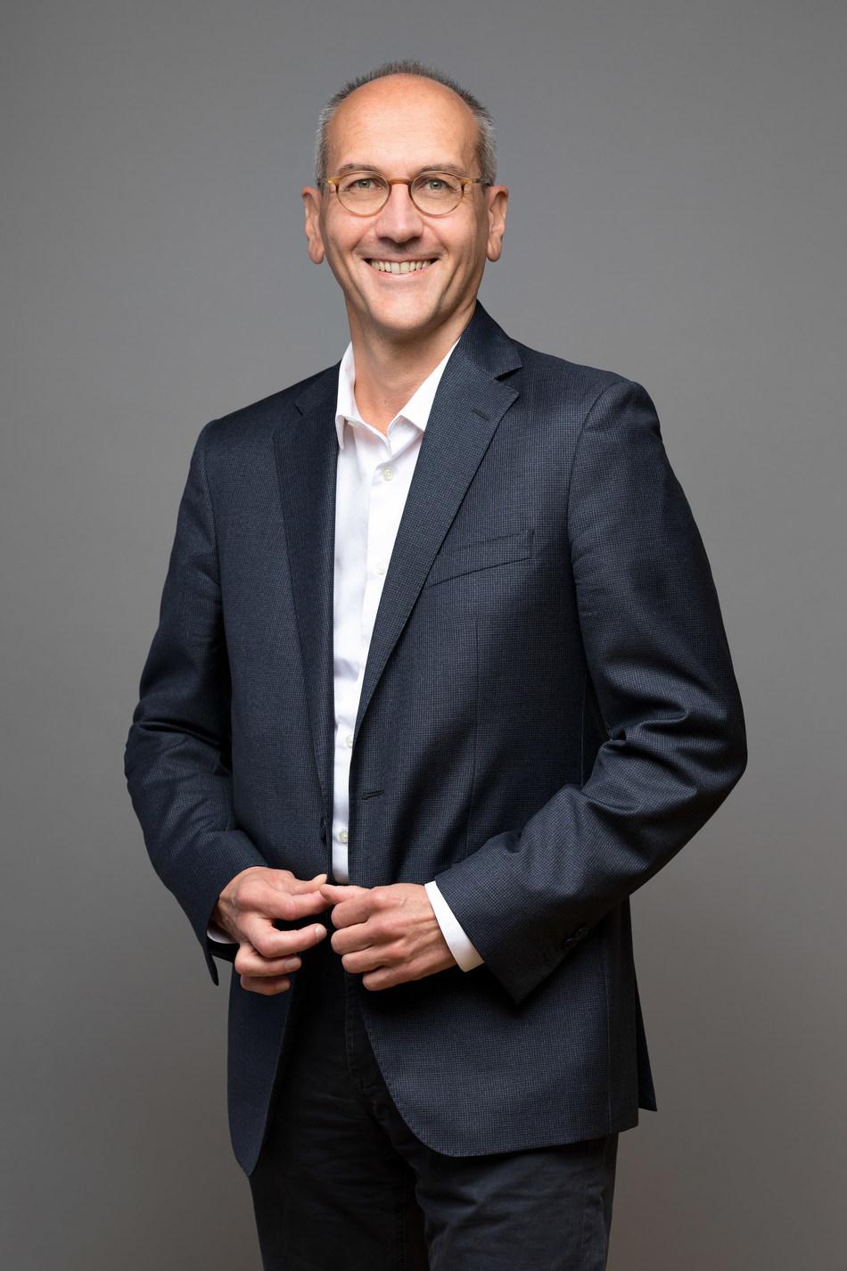 Emmanuel SCHMIDT Directeur Financier (CFO) du Groupe Ethypharm. (PRNewsfoto/Ethypharm)