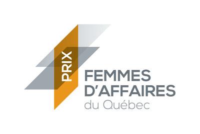 Logo : Prix Femmes d'affaires du Québec (PFAQ) (Groupe CNW/Réseau des Femmes d'affaires du Québec Inc.)