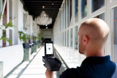 Inclua fotografias e anotações diretamente na planta baixa para documentar todos os detalhes da cena.