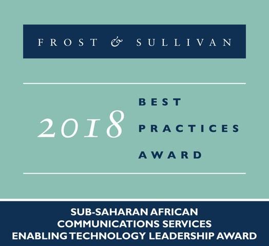 Afrique Telecom (PRNewsfoto/Frost & Sullivan)