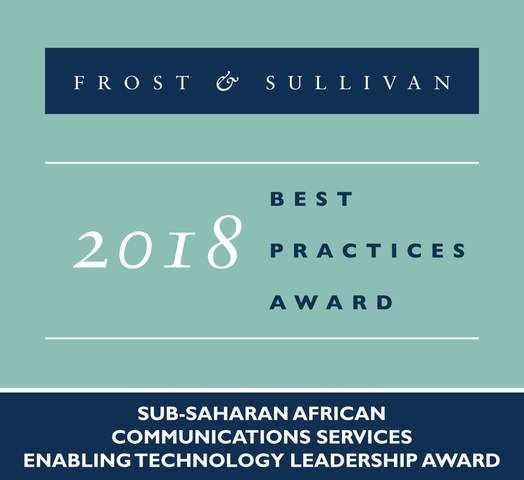 Afrique Telecom Commended by Frost & Sullivan for Developing Internet Connectivity Solutions Aimed at Underdeveloped Areas