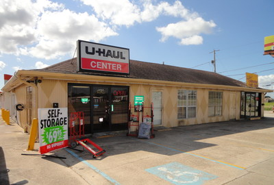 U-Haul Company of Southern Louisiana is making 10 U-Haul locations available to offer 30 days of free self-storage to residents affected by the heavy rains and extreme winds associated with Tropical Storm Gordon.
