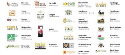 Shari's Management Group - Food Banks