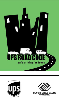 Boys & Girls Clubs of America and UPS Road Code