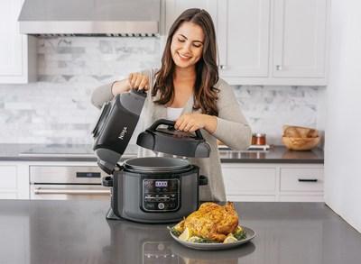 New TenderCrisp Technology is evolving the dinner game