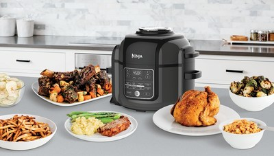 Ninja introduces the Foodi: the pressure cooker that crisps