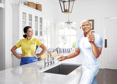 Mr. Clean®, a pioneer and leading innovator in the cleaning category, announced it has granted The Maids®, a franchised house cleaning service, an exclusive license to use the Mr. Clean brand and icon in its promotions, advertising and sales materials.