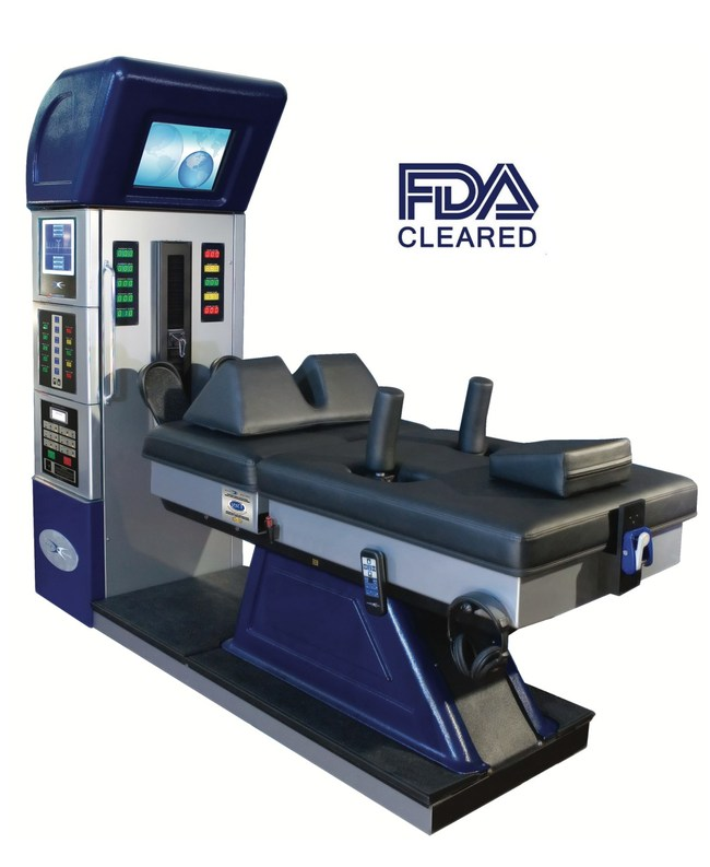 DRX9000 FDA Cleared Treatment for Back Pain