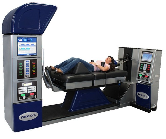 DRX9000 Treatment for Back Pain