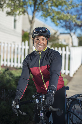 Army veteran Sean Sanders regained the chance to lead through Wounded Warrior Project's Soldier Ride.