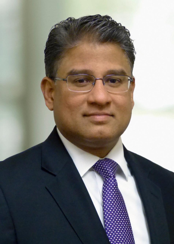 Ram Menon, Global Lead Partner, Insurance Deal Advisory, KPMG LLP