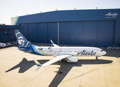 Alaska Airlines introduces new Russell Wilson plane