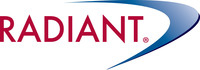 Radiant Logistics, Inc. logo. (PRNewsFoto/Radiant Logistics, Inc.)