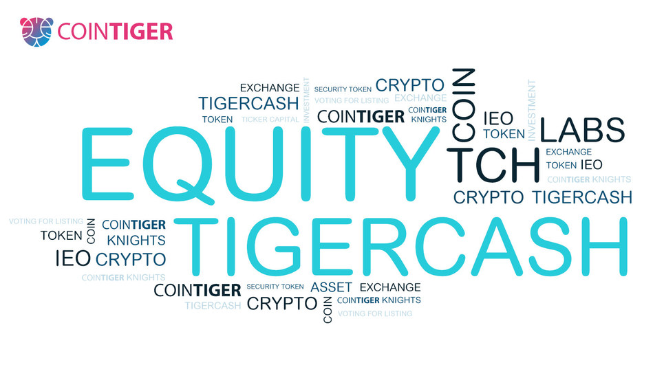 CoinTiger Exchange Announce Equity Mechanism to TigerCash (TCH)