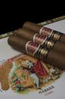 Romeo y Julieta Tacos Limited Edition detail (PRNewsfoto/HABANOS SA)
