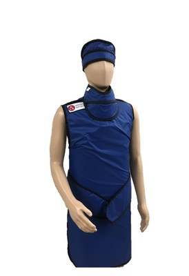 Artemis Shielding Apron with thyroid collar