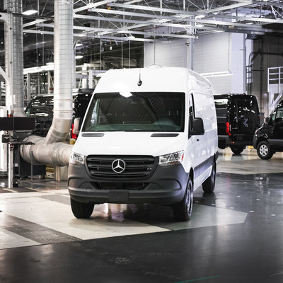 Mercedes-Benz Vans opens new Sprinter plant in North Charleston