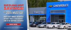Customers in Collins, Miss can receive special savings on any 2017 vehicles at Sullivan Motors