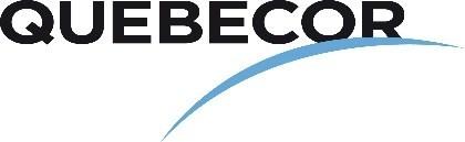 Logo : Quebecor (CNW Group/Quebecor)