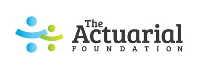 The Actuarial Foundation logo (PRNewsfoto/The Actuarial Foundation)