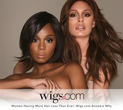 Women Having More Hair Loss Than Ever: Wigs.com Answers Why