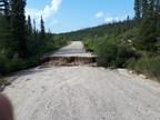 Fermeture temporaire d'un chemin sur le territoire public du Lac-Saint-Jean (Groupe CNW/Ministère des Forêts, de la Faune et des Parcs)