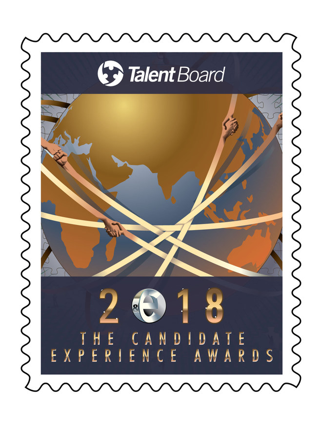 The 2018 North American Candidate Experience Awards