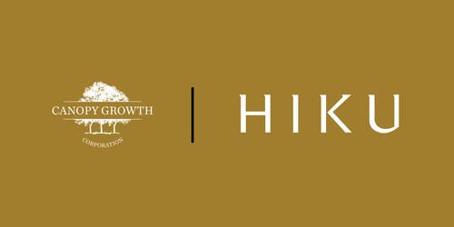 Logo: Canopy/Hiku (CNW Group/Canopy Growth Corporation)
