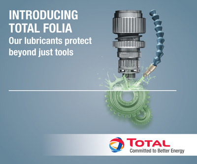 The Lubricants Business Line of Total Specialties USA, Inc. (TSUSA), announces the launch of TOTAL FOLIA, a revolution in the field of metalworking.
