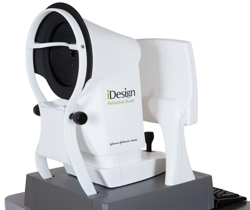 iDESIGN® Refractive Studio – Patient View