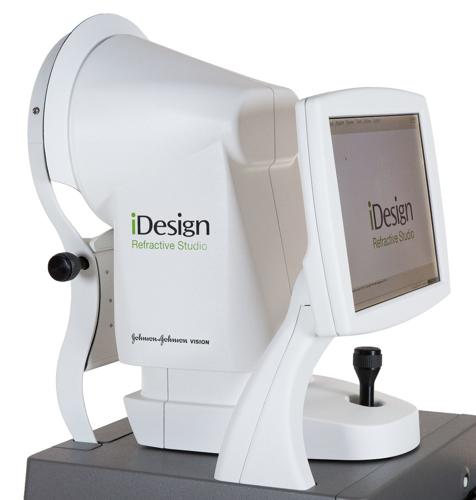 iDESIGN® Refractive Studio – Physician View