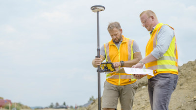 Leica Geosystems Selects Getac's ZX70 Tablet To Power New Zeno GG04 Plus Tablet Solution